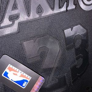 Nike Shirts - Lebron James MVP Collectors Jersey